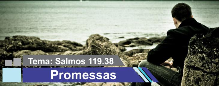Promessas de Deus: Um principio de confiança