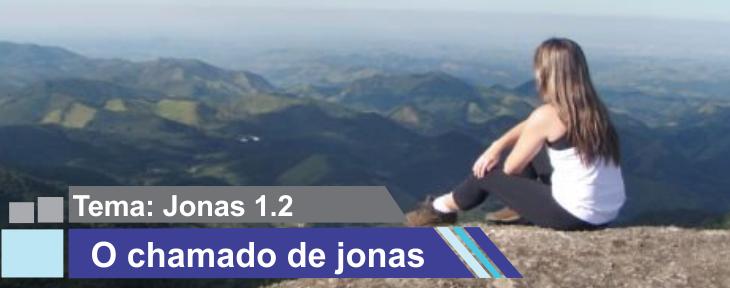 O chamado de Jonas